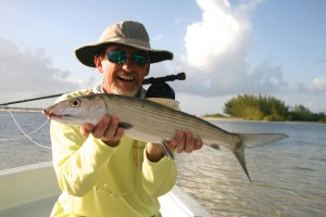 Beautiful bonefish, Mexico