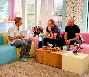 August 2016 – I had an incredible time on Sunday Brunch